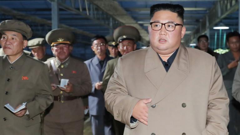 """КНДР заклеймява военни учения на """"империалистическата нация"""" САЩ с Южна Корея"""