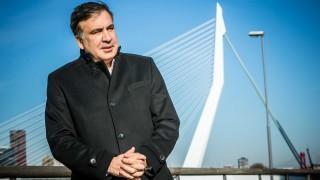 Украйна забрани на Саакашвили да влиза в страната до 2021 г.