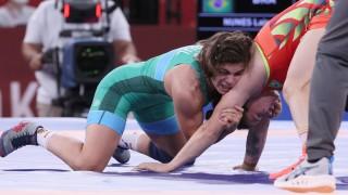 Тайбе Юсеин е на полуфинал в Токио след две блестящи победи