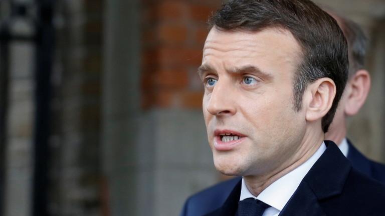 Поражение за Макрон на изборите във Франция