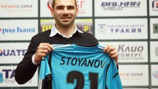 Владо Стоянов шампион в две държави