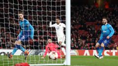 Арсенал се размина с прочувка срещу шведския Йостерсунд (Резултатите от късните мачове в Лига Европа)