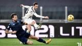 Ювентус доказа, че го може и без Кристиано Роналдо, Старата госпожа вече е на две точки от Милан