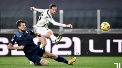 Ювентус доказа, че го може и без Роналдо, Старата госпожа вече е на две точки от Милан