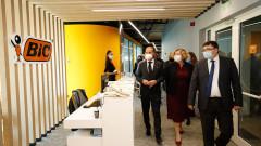 Най-големият производител на химикалки в света влага €2,6 милиона в офиса си в София през 2020-а