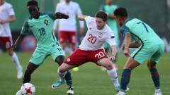 Минимална победа за Португалия на старта на Евро 2017