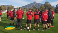 ЦСКА отново на подготовка в Австрия