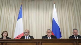 """Русия зове за """"симетрични стъпки"""" за предотвратяване надпревара във въоръжаването в Европа"""