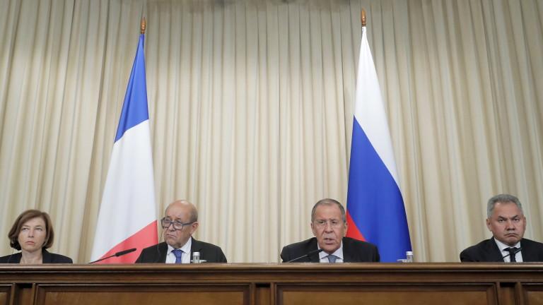 Руският военен министър Сергей Шойгу призова за предприемането на