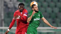 Ихинио Марин: Доволен съм от гола, но съм много тъжен от загубата
