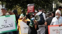 Продължават сблъсъците в Йерусалим