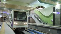 Спряха метрото в София заради дим