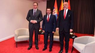 """Северна Македония, Албания и Сърбия все по-близо до """"малък Шенген"""""""