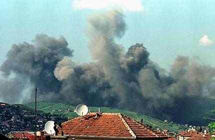 Бум на рак в Сърбия заради бомбардировките на НАТО през 1999-а