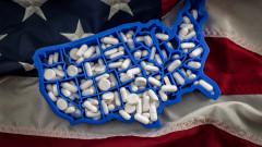 Наркотиците и самоубийствата намаляват продължителността на живот в САЩ