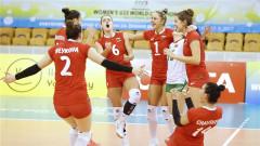 Куба направи безценен подарък на българските волейболистки, нашите са на полуфинал