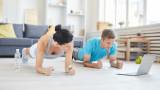 Коронавирусът, безплатните онлайн тренировки и как да спортуваме вкъщи