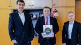 Йордан Йовчев награди треньорите на годината в УНСС