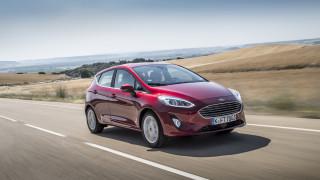 Тест Драйв: Ford Fiesta
