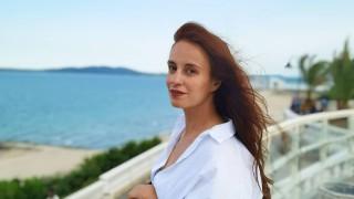 Радина Кърджилова по бански два месеца след раждането