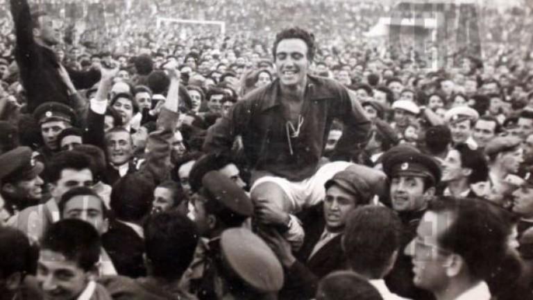 100 години от рождението на Нако Чакмаков - първи капитан на ЦСКА!