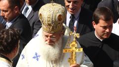 Неофит и Орешарски заедно на литийното шествие за Успение Богородично