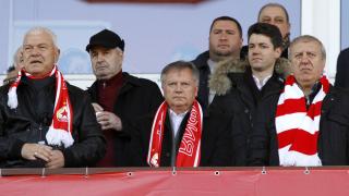 Инджов: Не сме спирали да оздравяваме ЦСКА