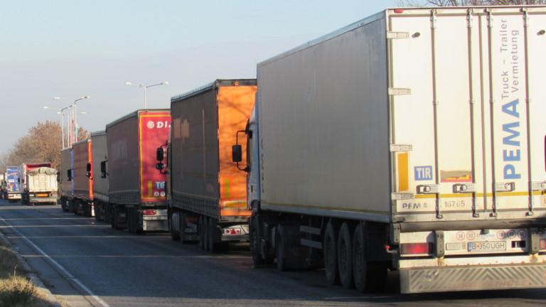 Ограничават движението за ТИР-ове за почивните дни