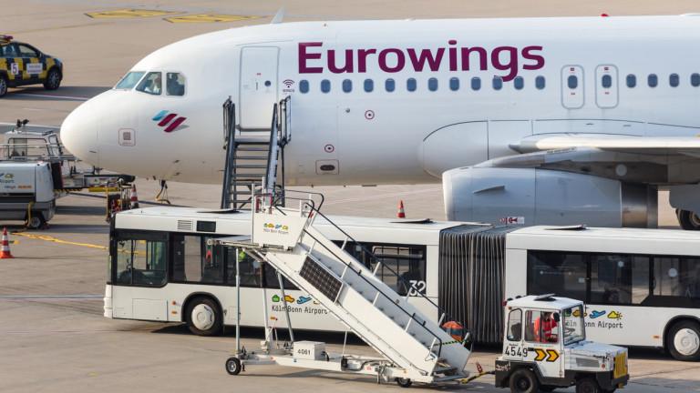 Нискотарифната компания на Lufthansa Eurowings стъпва в Източна Европа