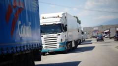 Спират движението на тирове над 12 тона при път I-8 Калотина - София