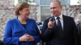 Меркел се обади на Путин, в Беларус да започне диалог с опозицията