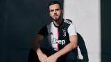 Байерн (Мюнхен) нанася късен трансферен удар с Миралем Пянич