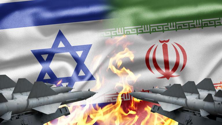 Иран можел да нападне Израел, ако конфликтът със САЩ ескалира