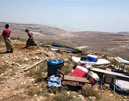 """САЩ """"скастри"""" Израел заради изгонването на палестници"""