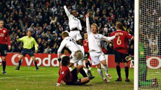 Копенхаген с историческа първа победа в Шампионската лига