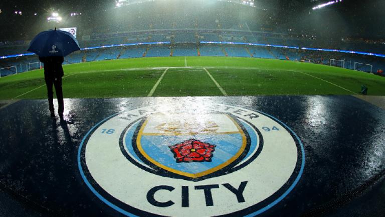 Мачът между Манчестър Сити и Уест Хям от 26-ия кръг