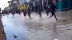 Земетресение от 7,2 в Хаити, предупреждение за цунами има разрушения и жертви