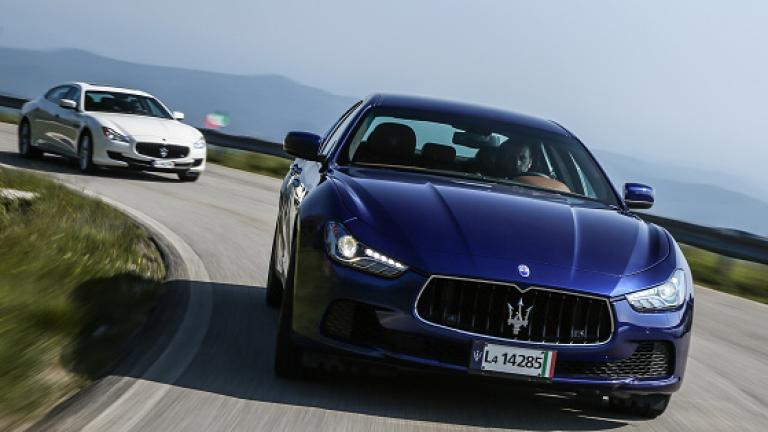 Maserati изтегля 30 000 автомобила, защото са прекалено бързи