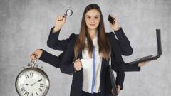 Разликите между заети и продуктивните хора. Вие от кои сте?