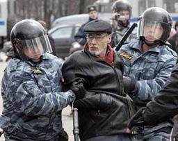 Отново арестуват опозиционери в Русия