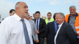 """Борисов отрязал """"Джи Пи Груп"""" за пътни проекти с еврофинансиране"""