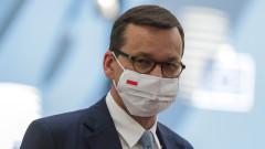 Моравецки иска да консолидира управляващи и опозиция за Беларус