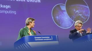 ЕС иска космически съюз за защита срещу амбициите на САЩ и Китай