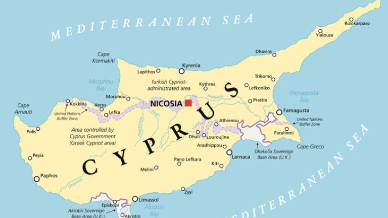 Дни на България в Кипър