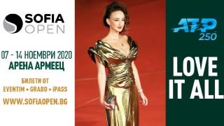 Sofia Open 2020 със звезден посланик от Лондон - Деси Тенекеджиева