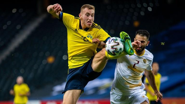 Швеция загря за Евро 2020 с победа над Армения