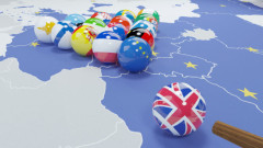 """Кои европейски държави ще пострадат най-много от """"твърд"""" Brexit?"""
