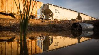 Разлив на петрол от спорната тръба Keystone XL в САЩ
