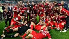 УЕФА отново наказва Спартак (Москва)