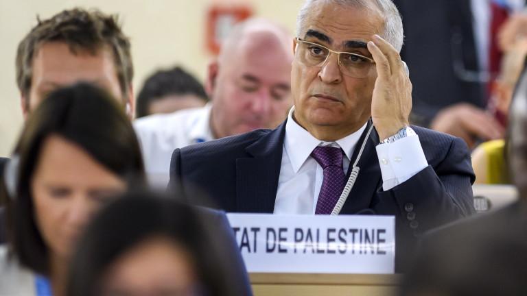 Палестина праща Израел на съд за престъпления срещу цивилни